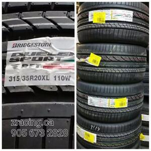 275 40 R20 Front 315 35 R20 Rear Tires Zracing 9056732828 ($799 4 New Tires) X5 Tires X6 Tires Tires for BMW X5 X6