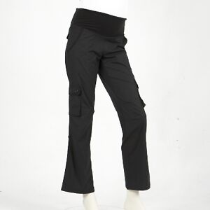NEW Ninth Moon Maternity Cargo Pants - 4 Colours Size 6-20 BNWT