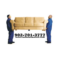 East Zone Movers 902-701-3777 local moving profesionals!