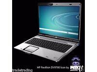 FAST WINDOWS 7 HP LAPTOP WEBCAM 2.0GHz CHEAP 500GB HD 4GB RAM Warranty WIRELESS