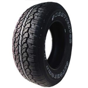 All Terrain Tires on sale now!