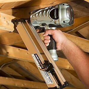 HITACHI NR90ADS1 2 In. to 3-1/2 in Paper Collated Framing Nailer