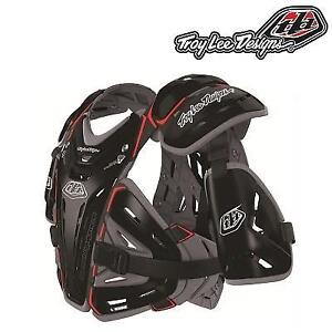 NEW TROY LEE CHEST PROTECTOR LG 5200-0210 210397962 BLACK