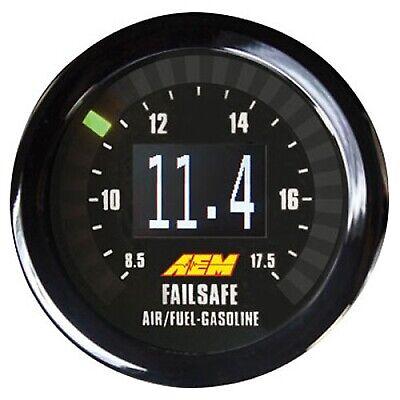 AEM Electronics UEGO AFR Air / Fuel Ratio & Boost Wideband Fail Safe Gauge