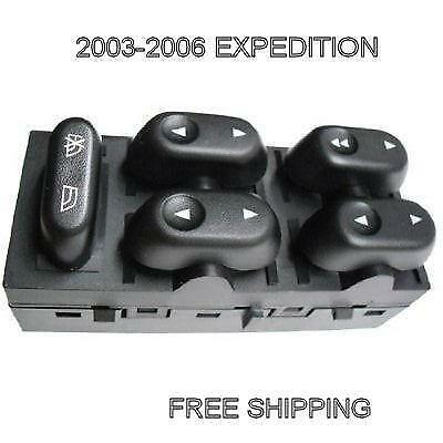 2003 ford expedition window switch ebay for 2002 ford explorer master window switch