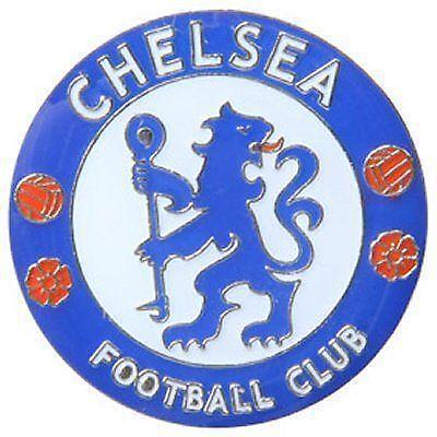 CHELSEA FOOTBALL CLUB PINBACK BADGE SET COLLECTIBLE FC