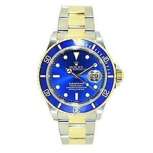 Submariner Rolex Blue