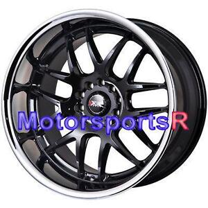 Nissan 350z Nismo Parts 350Z Wheels 18 Staggered