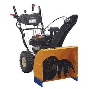NEW! Cub Cadet 208cc 24-in Two-Stage Gas Snow Blower