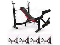 Rew heavy duty weight bench