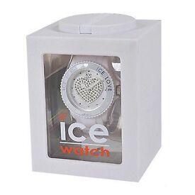 Ladies genuine ice watch