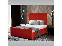 🌷🌷clearance stock must go🌷🌷brand new milano double/ king size bed🌷🌷available now🌷🌷