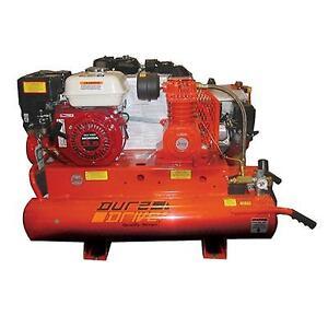 DuraDrive K5HGA-8P-F38M 8-Gallon Honda 5.5 HP Wheeled Air