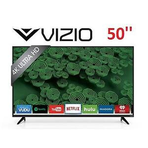NEW VIZIO 50'' 4K D50U-D1 SMART TV - 129866806 - LED 120Hz