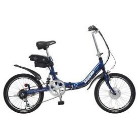 Hopper shopper electrical bike