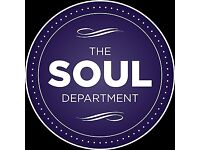 Wanted - Female backing vocalist for established soul band