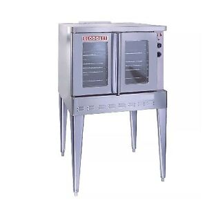 BLODGETT GAS CONVECTION OVEN- SINGLE