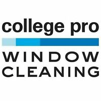 STUDENTS WANTED - Summer Window Cleaning Position
