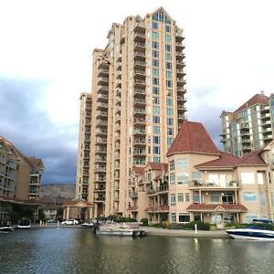 Fully furnished d/t Kelowna condo Oct 1 to June 30(flexible)
