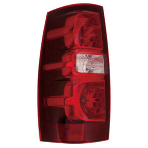 2007 - 2014 Chevrolet Suburban & Tahoe Driver Side Tail Light