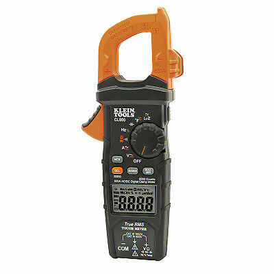 Klein Tools 600a Dgtl Clamp Meter Cl800