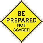 BePreparedNotScared