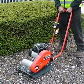vibrating plate compactor wanted