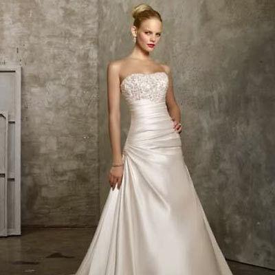 Hollywood-Kleid