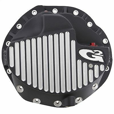 G2 Axle and Gear AAM 9.25in. Front Ball Milled Aluminum Cover 40-2026MB
