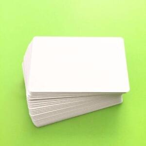 Inkjet  PVC Cards: Printable Blank Card, Mag-stripe Card, IC/ID RFID Blank Card