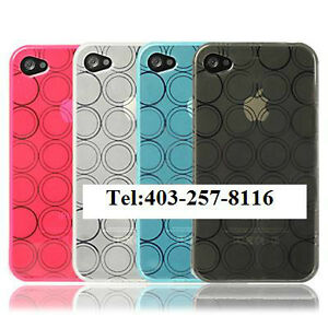 Apple iPhone 4/4S TPU Case Cover