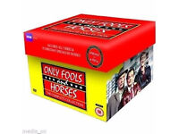 UN USED,,Fools and Horses The Complete Collection DVD Box Set