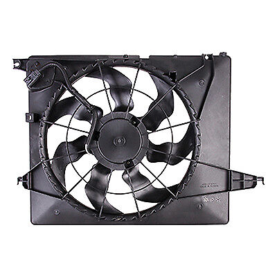 RADIATOR FAN ASSEMBLY FOR MODELS WITH 2.0L L4 TURBO HY3115142