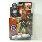 Captain America Figur