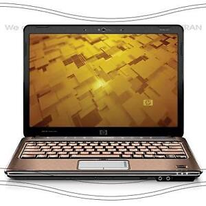 HP DV3 14 inch AMD 2.1ghz 4GB 160 GB ATI RADEON HD 3200 + McOffice Pro 2016
