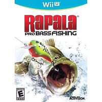 Looking for Rapala Pro Bass fishing