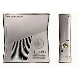 insane 250gb special edition halo reach xbox360