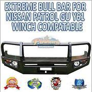 Nissan Patrol GU Bar