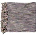 Acrylic Throw Blanket Gray Blankets & Throws