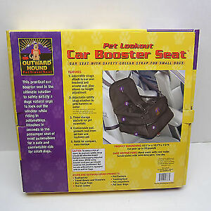 Lookout Booster Car Seat