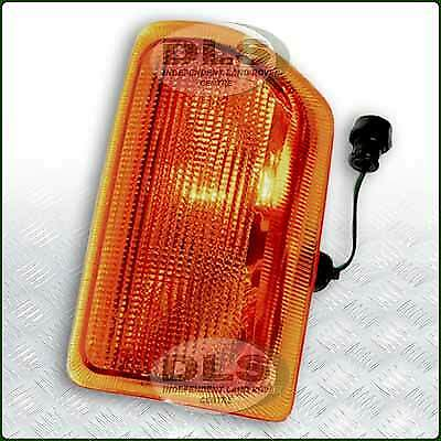 LH Front Indicator Flasher Lamp Land Rover Discovery 1 to VIN LA081991