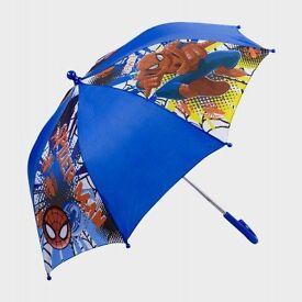 Spiderman Umbrella
