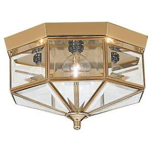 Flush Mount Ceiling Light***************Brand New in Box Bought