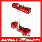 CRF 450 Triple Clamps