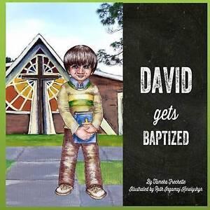 David Gets Baptized by Frechette, Tameka -Paperback
