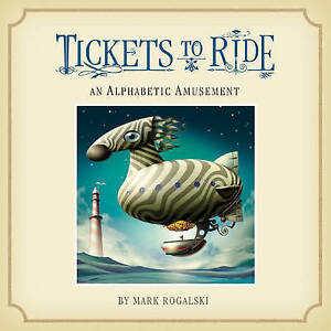 Tickets to Ride An Alphabetic Amusement - Dunfermline, United Kingdom - Tickets to Ride An Alphabetic Amusement - Dunfermline, United Kingdom