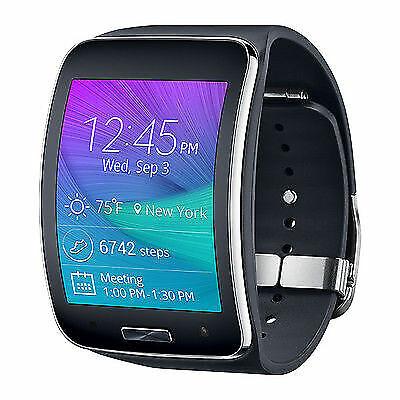 Samsung Galaxy Gear S SM-R750T Smart Watch T-Mobile