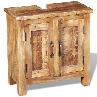 New Items-vidaXL Bathroom Vanity Cabinet  (SKU 243462) vidaXL