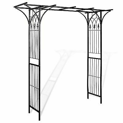 High-quality Garden Arch for Various Climbing Plant Outdoor Garden Lawn Backyard