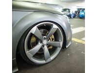 """19"""" Ttrs / rotor wheels and tyres 5x112"""
